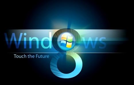 Windows 8'in Yeni Videosu Yayınlandı